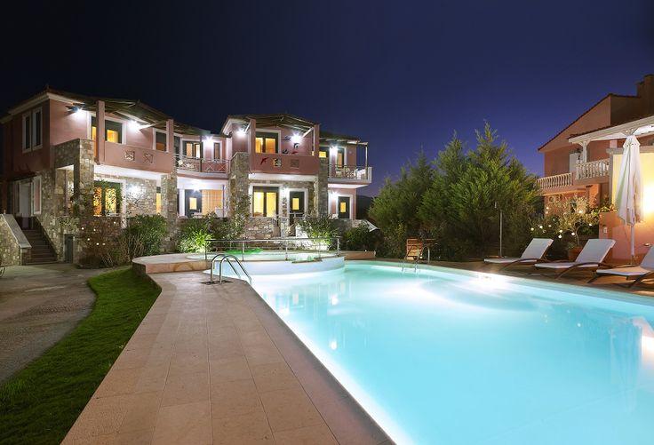 Overview of Aeolis Apartments & studios