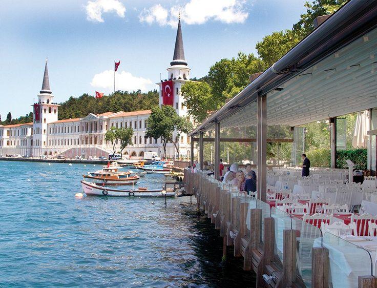 İstanbul İftar Mekanları - Kuleli Yakamoz http://www.yesiltopuklar.com/istanbulun-en-iyi-iftar-mekanlarini-sectik.html