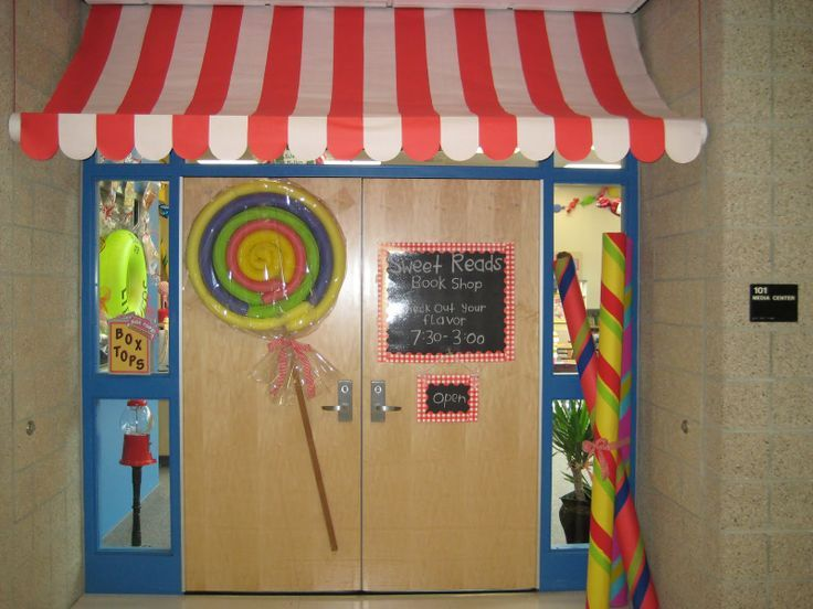 27 best School Library Doors and Entrances images on ...
