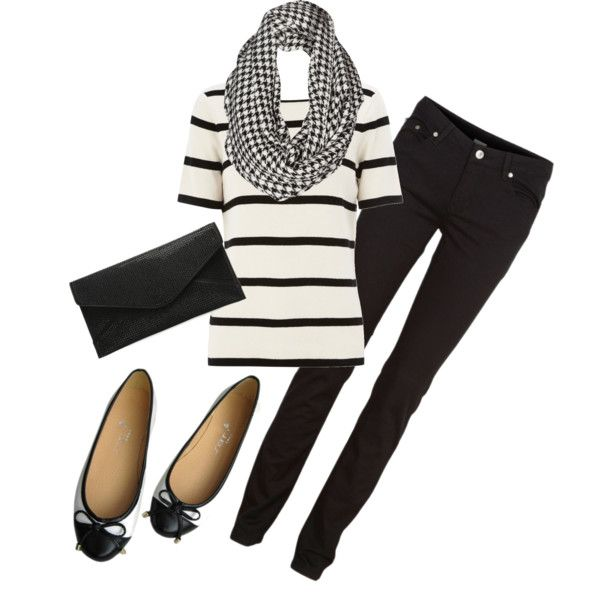 Cute Black and White Combo :)Women Clothing Fall 2013, Women Fall Clothing 2013, Black And White, Fall Fashion 2013, Black White, Easy Fashion, Women Outfit Fall 2013, Black Skinnies, Stripes Tops Outfit
