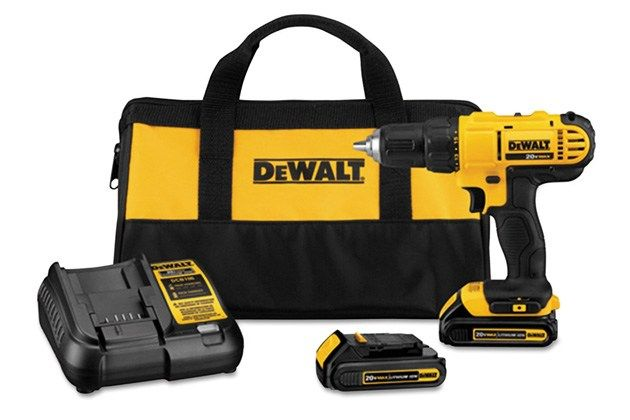 Increase your chances of winning a Dewalt Cordless Compact Drill Driver Kit with the entry multipliers below.