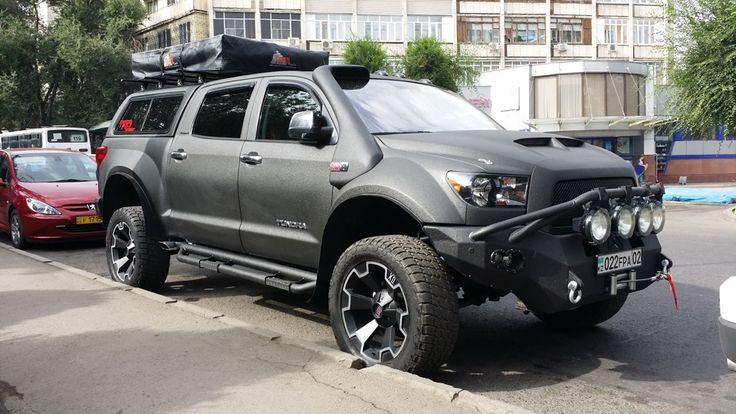 Toyota Tundra 2008 — отзыв владельца SlawaLM — DRIVE2.RU