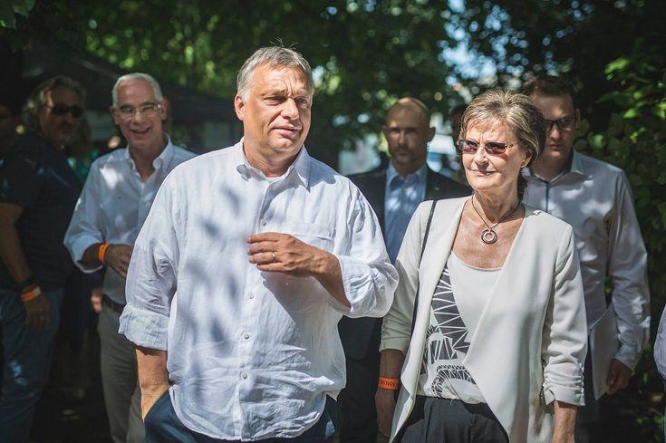 """Orbán Viktor: """"A mi ellenfeleink nem liberálisok, hanem nihilisták ..."""