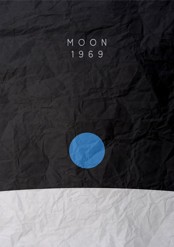 Found ~ 50 Minimalist Posters For Creative Inspiration http://www.cssdesignawards.com/articles/50-minimalist-posters-for-creative-inspiration/59/ Get your creative juices flowing with these thought provoking minimalist posters...