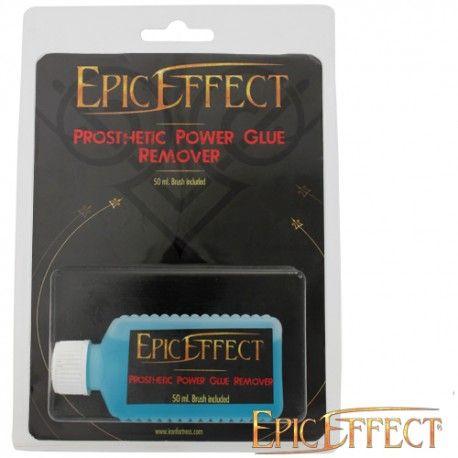 Prosthetic Power Glue Remover