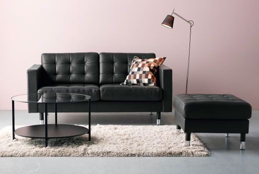 die besten 25 gr nes ledersofa ideen auf pinterest samt. Black Bedroom Furniture Sets. Home Design Ideas