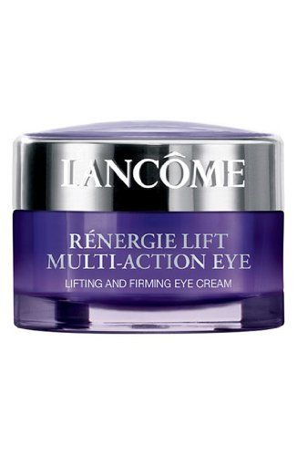 Lancome Renergie Lift Multi-Action Eye-Lifting and Firming Eye Cream .5 Oz by Lancome. $47.40. Eye cream.. .5 Oz. New and Unboxed.