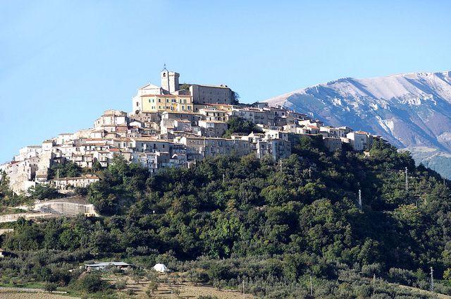 #Casoli #Chieti #Abruzzo - #panoramicview
