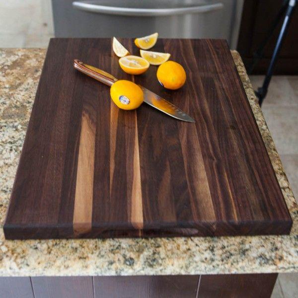 John Boos Cutting Board Giveaway! By EclecticRecipes.com #recipe