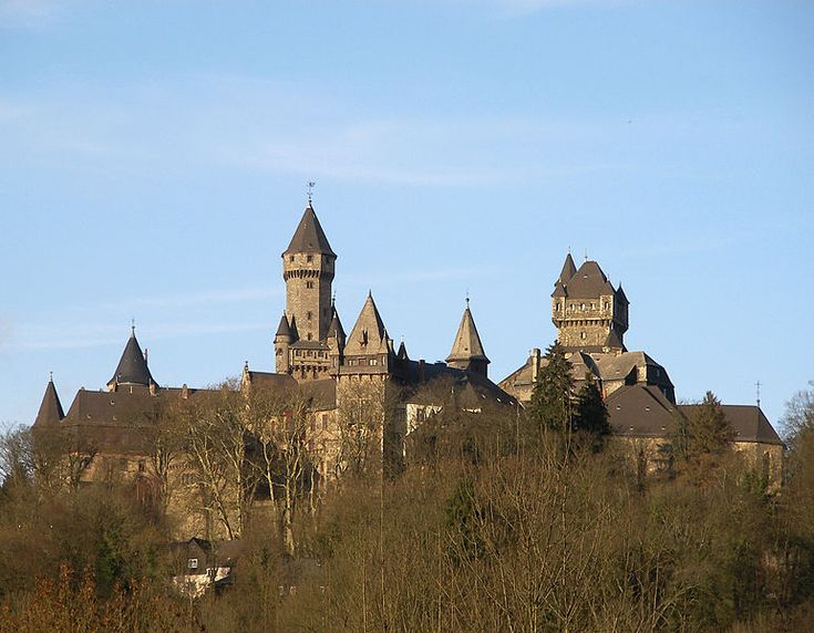 Schloss Braunfels, Germany