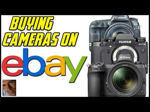 You Can Find Some Good Deals On Used Gear At Ebay But You Should Be Careful Before Clicking The Buy It Now Button Buying Camera Learning Photography Ebay