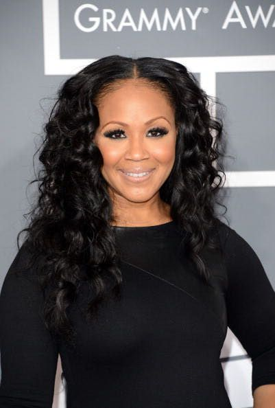Black Hair At The 2013 Grammy Awards Erica Campbell