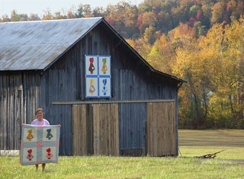 Quilt Patterns On Barns In Ky : 17 Best images about American Barn Quilts.