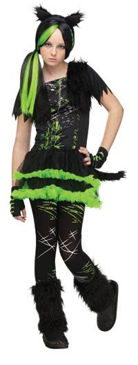Kool Kat Teen Girls Costume – Halloween Costumes « Mutant Faces