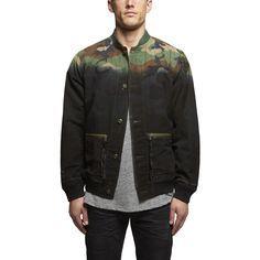 maharishi upcycled dyed MA jacket - Google Search