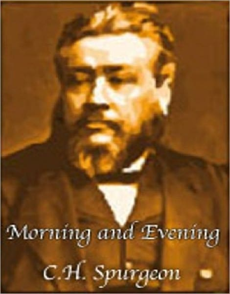 Spurgeons' Morning and Evening Devotionals. Organized by month, this devotional has a morning and evening meditation for every day of the year. Although these devotions are short in length, they are filled with spiritual goodness. In just a few sentences, Spurgeon is able to convey the wisdom of Scripture with eloquence and purpose.  New versions available, but I'm reading one from 1952.  Great way to start & end my days!