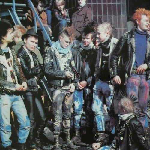 Finnish punks