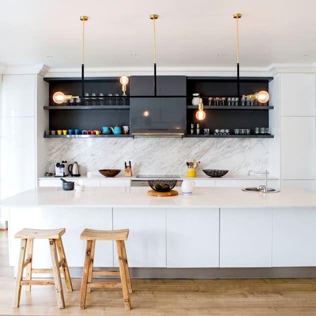12 Ciekawych Pomyslow Na Kuchnie Homify Kitchen Design Contemporary Kitchen House