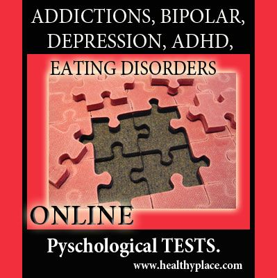 Online Psychological Tests - www.healthyplace.com/psychological-tests/ - #psychologicaltest #healthyplace