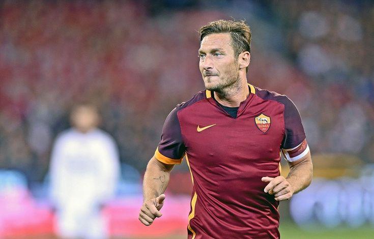 Totti: Saya Ingin Menjadi Pelatih