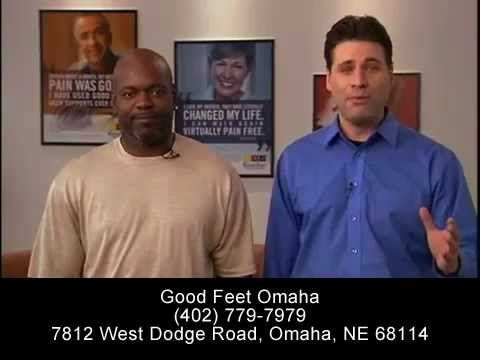 Helps Plantar Fasciitis Relief - Foot Pain Heel Pain Arch Pain Back Pain Relief - Good Feet Omaha - YouTube