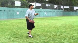 Chaz Lytle Baseball - Outfielders Need to Know the Pitch Count