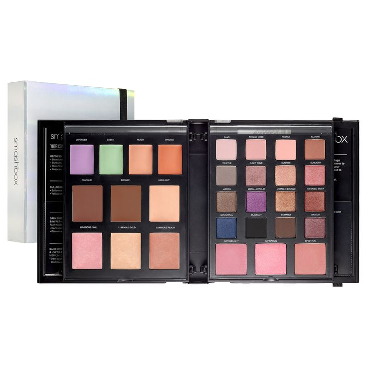 Master Class Palette: Lighting Theory - Smashbox | Sephora