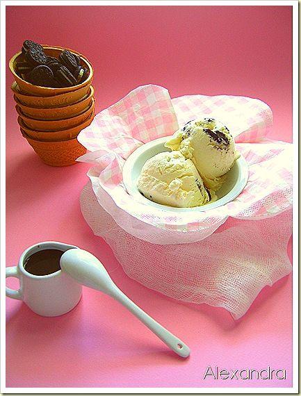 Μα...γυρεύοντας με την Αλεξάνδρα: Express παγωτό με OREO