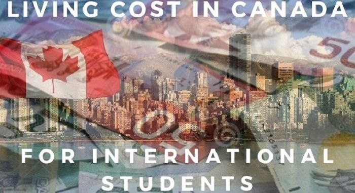 Cost of Living in Canada for International Students | International students, Scholarships for college, Scholarships