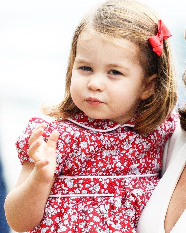 Princess Charlotte 2017