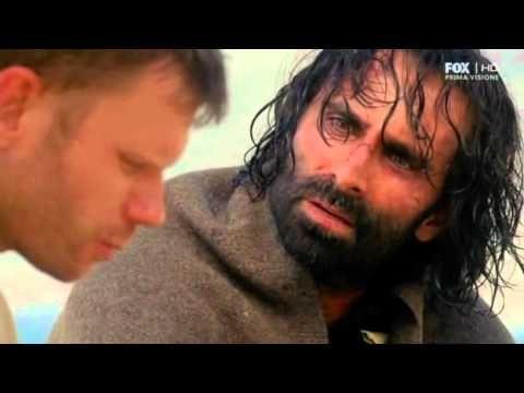 """Lost - Richard """"toccato"""" da Jacob"""