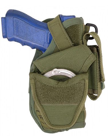 ELBRUS –  TACTICAL HANDGUN HOLSTER
