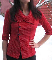 Inaugural Sweater by Mary Annarella on Ravelry #lyricalknits