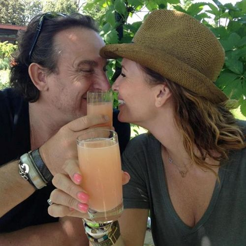 Marco and Leontine Borsato #Marco Borsato #Leontine Borsato #Ibiza #Island-Bracelets