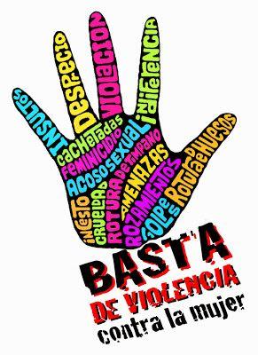 Día Internacional NO violencia contra la Mujer - 25 de Noviembre