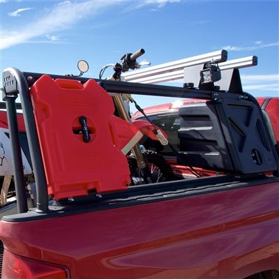 Truck Bed Rack: Active Cargo System for Raptor / F-Series