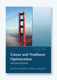 Resultado de imagen de linear and nonlinear optimization