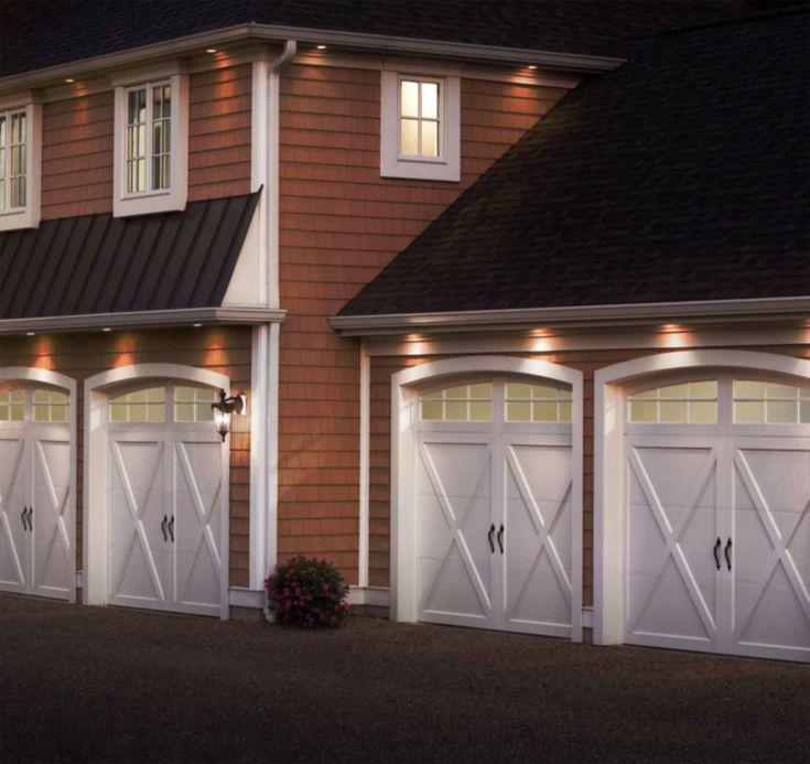44 best garage doors images on pinterest carriage doors for How much is garage door installation