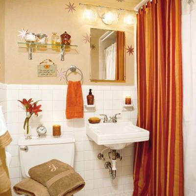Combina los accesorios para baño con otros elementos de tu ...