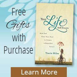 Have you heard about all the free gifts, study guides, and videos you can receive with purchase of my new book, Your Life Still Counts!?