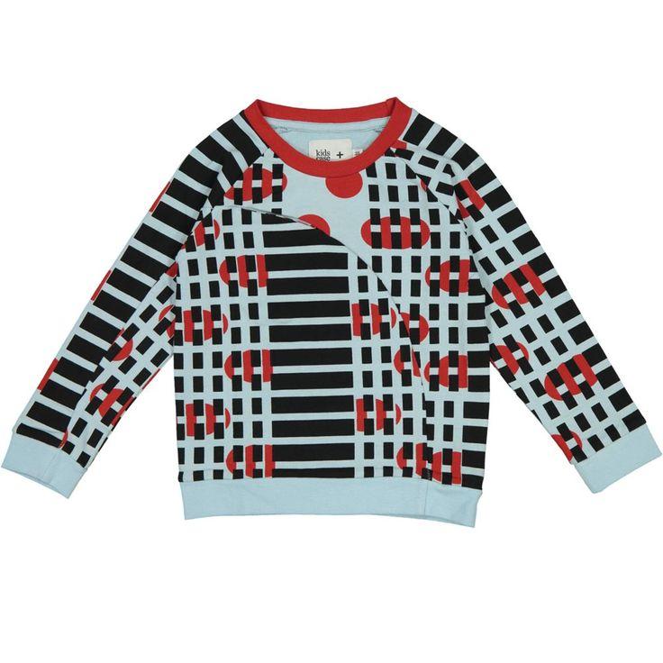 Do you dare? Voor deze hippe en te gekke jongens trui moet je wel lef hebben. De Kidscase jogging Alf organic sweater is namelijk alles behalve doorsnee.