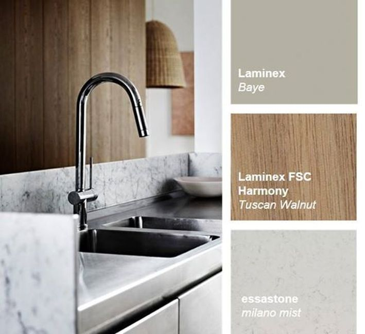 Laminex Colour Palette   Kitchen Trends 2015