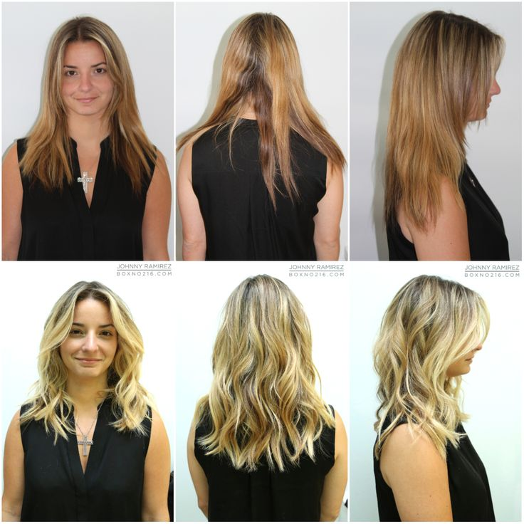 Brown hair with blonde highlights before and after trendy brown hair with blonde highlights before and after pmusecretfo Image collections