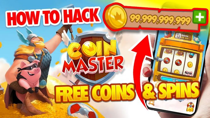 How to hack coin master no human verification must