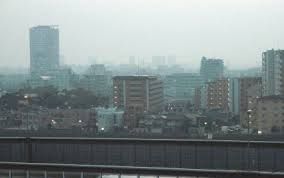 Image result for air pollution in japan