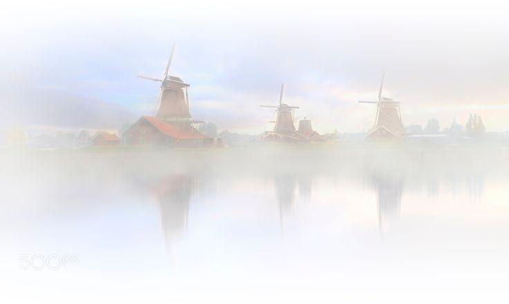 Fairy Tale - Zaanse Schans / Amsterdam