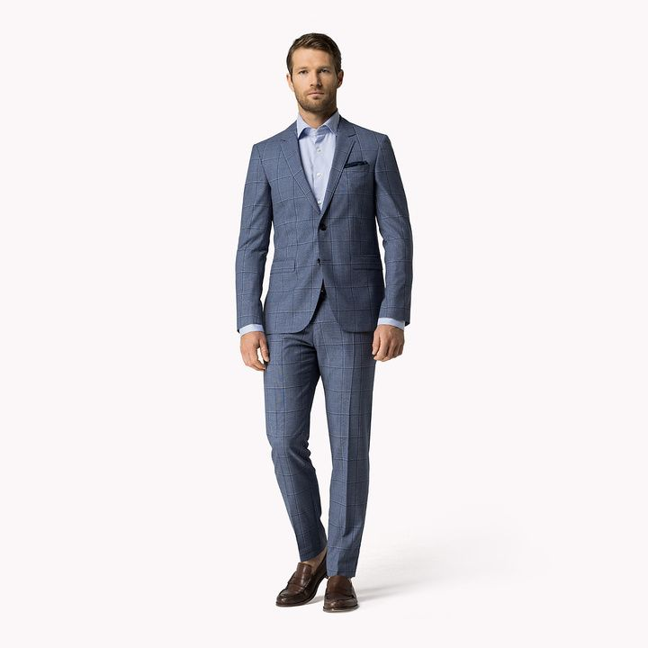 CHY FASHION FINDER.: Mick Hampton Slim Fit Suit by Tommy Hilfiger