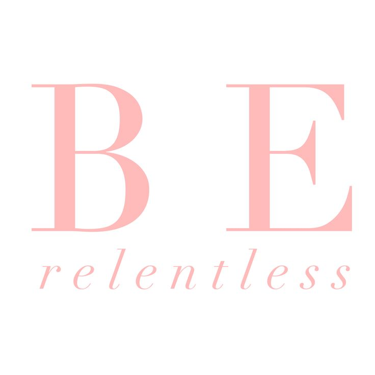 Be relentless. Don't give up, you got this