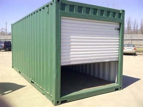 Container Garage Shipping Container Garage Steel Shipping Container .
