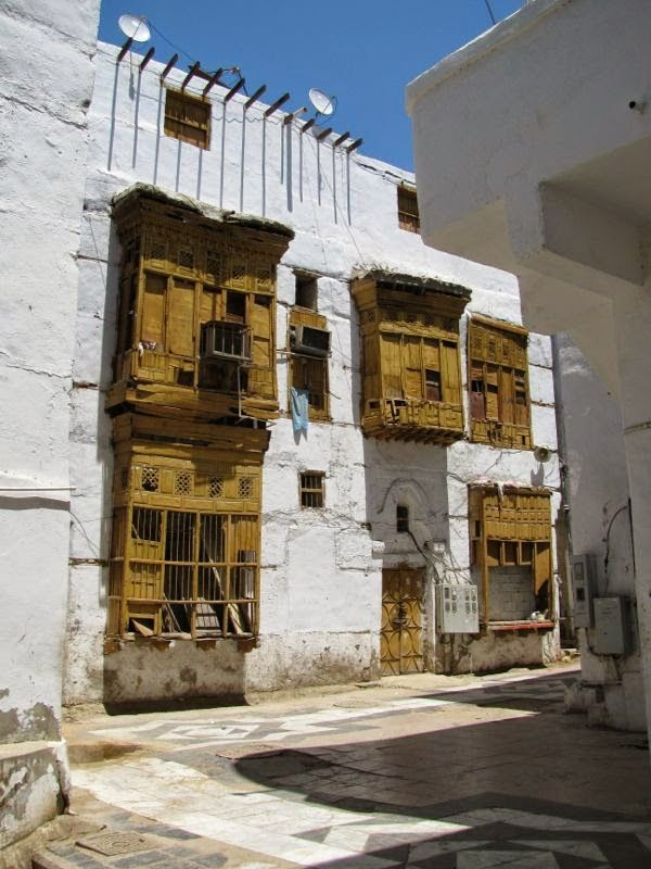 Saudi Arabia: </br>Coral Houses of Jeddah's Old Town | Minor Sights